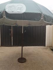 Affordable And Standard Parasol Umbrella With Modern Stand | Manufacturing Services for sale in Edo State, Esan West