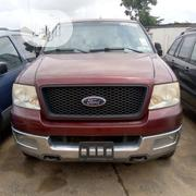 Ford F-150 2005 SuperCab 4x4 Red   Cars for sale in Lagos State, Alimosho