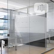 Tampered/Toughening Office Glass Partitioning | Windows for sale in Lagos State, Lagos Mainland