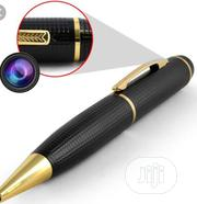 SPY PEN With Hidden 1080p Full HD Video Camera - Capture Video Audio | Security & Surveillance for sale in Lagos State, Ikeja