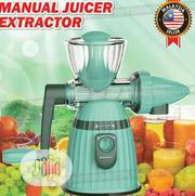 Maual Juicer Extractor | Kitchen Appliances for sale in Lagos State, Lagos Island