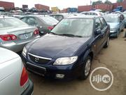 Mazda 323 1999 Blue | Cars for sale in Lagos State, Apapa