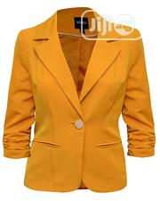 Yellow Blazers For Ladies | Clothing for sale in Lagos State, Ajah