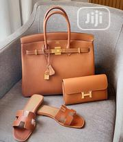 HermèS Females Handbag and Slippers Available as Seen Order Yours Now   Bags for sale in Lagos State, Lagos Island