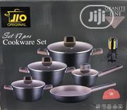 J10 Set Of 17pcs Of Cookware Set | Kitchen & Dining for sale in Lagos State, Lagos Mainland