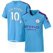 Authentic Manchester City 2019/2020 Home Jersey | Clothing for sale in Lagos State, Surulere