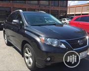 Lexus RX 350 2010 Black | Cars for sale in Lagos State, Lagos Island