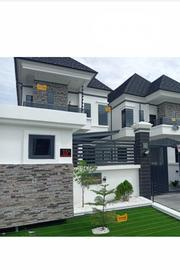 Sweet 4bedroom Fully Detached Duplex for Sale in Osapa London Lekki   Houses & Apartments For Sale for sale in Lagos State, Lekki Phase 1