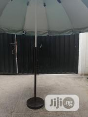 Quality Giant Parasol With Durable Stand | Manufacturing Services for sale in Abia State, Ikwuano