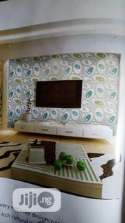 Italian And Korean Flock Wallpaper Designs | Home Accessories for sale in Lagos State, Lagos Mainland