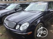 Mercedes-Benz E350 2007 Blue | Cars for sale in Lagos State, Isolo