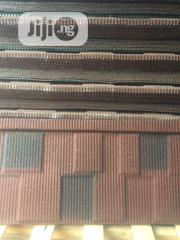 Courted Interlocking Roofing Red With Black Patch | Building & Trades Services for sale in Abuja (FCT) State, Karu