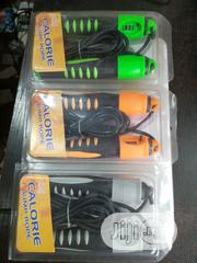 Quality Jump/Skipping Rope With Counter Machine   Sports Equipment for sale in Lagos State, Surulere