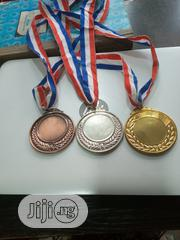 Set Of Gold, Sliver And Bronze Madels | Sports Equipment for sale in Lagos State, Surulere