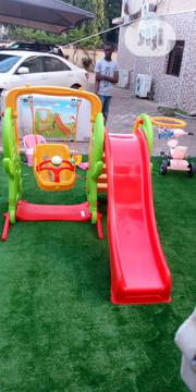 Swing Slide And Basketball | Toys for sale in Abuja (FCT) State, Wuse