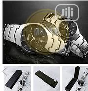 Nary 2 in 1 Stainless Steel Couples Wristwatch | Watches for sale in Lagos State, Amuwo-Odofin