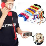 Anti Radiation Phone Receiver - Coco Retro Handset | Accessories for Mobile Phones & Tablets for sale in Lagos State, Lagos Island
