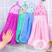 Colourful Hanging Towel 12pcs | Home Accessories for sale in Lagos State, Lagos Island