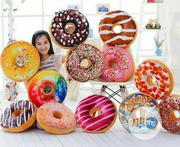 Doughnut Throw Pillow   Home Accessories for sale in Lagos State, Lagos Mainland