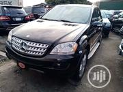 Mercedes-Benz M Class 2008 Brown   Cars for sale in Lagos State, Apapa