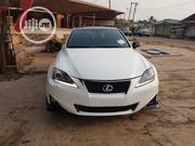 Lexus IS 2012 White | Cars for sale in Abuja (FCT) State, Kaura