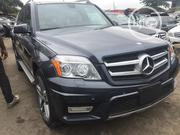 Mercedes-Benz GLK-Class 2012 350 4MATIC Gray   Cars for sale in Lagos State, Lagos Mainland