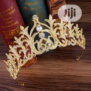 Gold Tiara | Wedding Wear for sale in Rivers State, Port-Harcourt