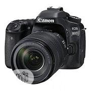 Canon EOS 80D DSLR Camera With 18-135mm Lens | Accessories & Supplies for Electronics for sale in Kwara State, Ilorin West
