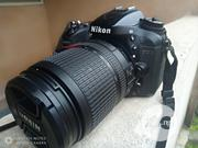 Nikon D7200 With 18-140mm UK Use   Photo & Video Cameras for sale in Edo State, Benin City