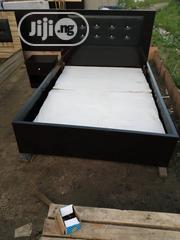 41/2by 6 Bed Frame With A Bedside. | Furniture for sale in Lagos State, Ajah