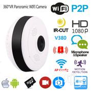 V380 2MP HD 1080P Fisheye WIFI Camera Monitor 360° Panoramic Camera | Photo & Video Cameras for sale in Lagos State, Ikeja
