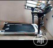 3hp American Fitness Commercial/Home Treadmill With Massager | Sports Equipment for sale in Lagos State, Lekki Phase 1