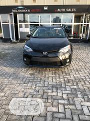 Toyota Corolla 2015 Black   Cars for sale in Lagos State, Lekki Phase 1