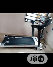 American Fitness Luxurious 3hp Treadmill With Massager Inclined Mp3 | Sports Equipment for sale in Lagos State, Victoria Island
