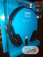 Logitech H340 Headphone | Headphones for sale in Lagos State, Lagos Island
