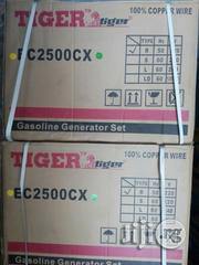 Tiger EC2500CX Gasoline Generator   Electrical Equipments for sale in Lagos State, Ojo