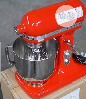 Cake Mixer 7 Liters Red Colour