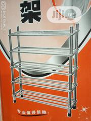 5 Tiers Shoe Rack All Aluminum | Furniture for sale in Lagos State, Surulere