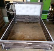Bed Frame 4 And Half By 6 | Furniture for sale in Abuja (FCT) State, Lugbe