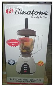 Binatone Blender{Mixer and Grinder} | Kitchen Appliances for sale in Lagos State, Surulere