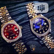 Rolex Silver and Gold Watch | Watches for sale in Ogun State, Ado-Odo/Ota