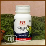 Omega Plus (Chocky Breath Blood Pressure Normalizer)   Vitamins & Supplements for sale in Lagos State, Surulere