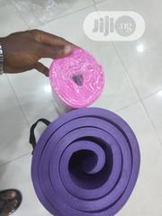 Thick Yoga Mat   Sports Equipment for sale in Lagos State, Kosofe