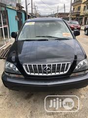 Lexus RX 2001 Black | Cars for sale in Lagos State, Ikeja