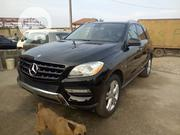 Mercedes-Benz M Class 2013 Black   Cars for sale in Delta State, Oshimili North