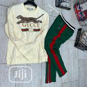 Gucci Sweatshirt And Joggers For Unisex | Clothing for sale in Lagos State, Lagos Island