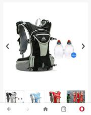Water Vest Pack Sports Bags Climbing Cycling Black Bottle | Clothing for sale in Lagos State, Surulere