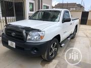 Toyota Tacoma 2007 Access Cab White | Cars for sale in Lagos State, Ikeja