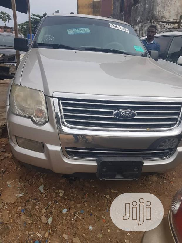 Archive: Ford Explorer 2008 Silver
