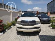 Lincoln Navigator 2007 4x4 Luxury White | Cars for sale in Lagos State, Lagos Island